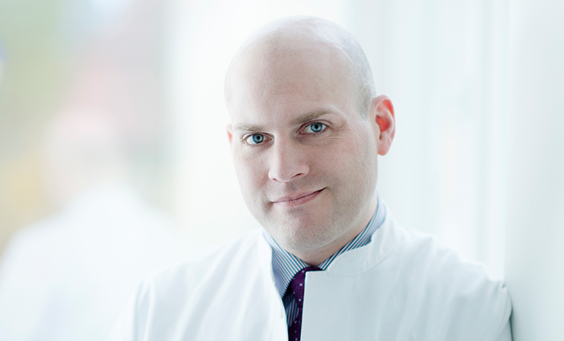 Orthopäde Ulrich Pfleghar
