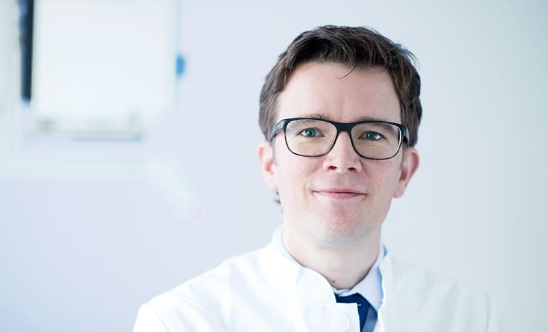 Orthopäde Markus Wurster